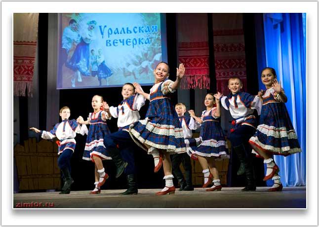 Фотография танца. ISO 1600