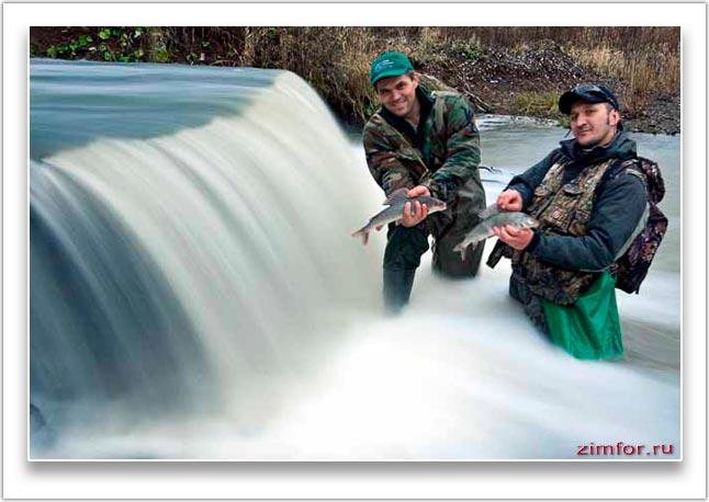 Рыболовы - хариусятники