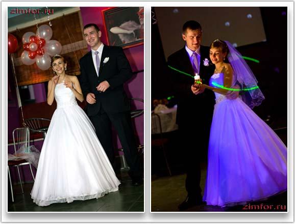 Свадебная фотография. Светосильный объектив