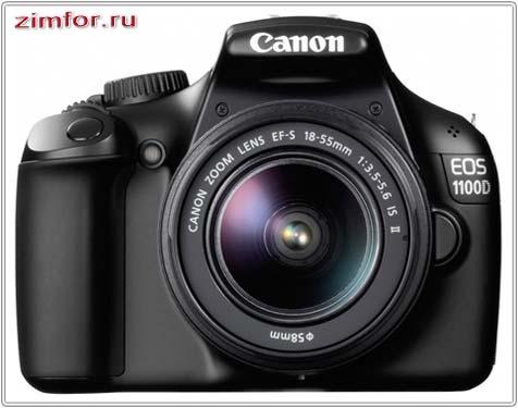 Фотоаппарат фирмы Canon