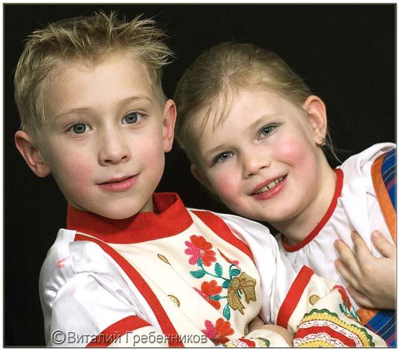 Фотография детей