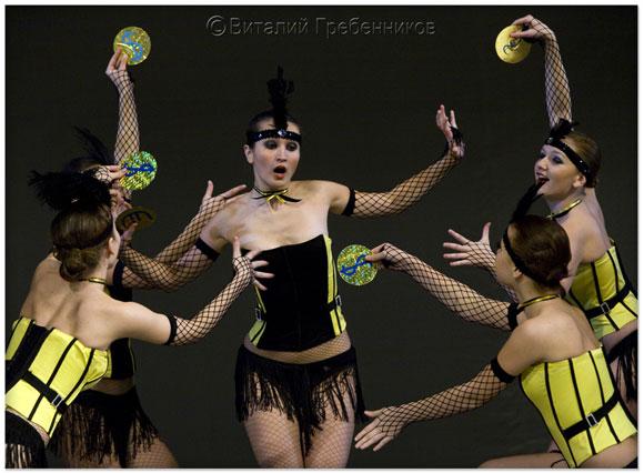 Фотосъёмка танцоров